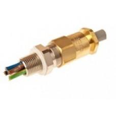 Взрывобезопасный кабельный ввод с герметизацией компаундом типа UL-U