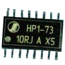 Наборы резисторов толстопленочные для поверхностного монтажа НР1-73
