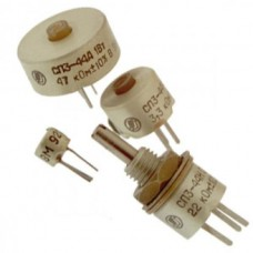 Резисторы керметные подстроечные СПЗ-44 А, СПЗ-44Б, СПЗ-44Н