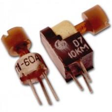 Резисторы керметные подстроечные РП1-60, РП1-60А