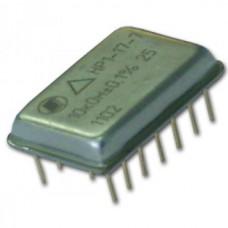 Наборы резисторов для печатного монтажа прецизионные НР1-17-7, НР1-17-4