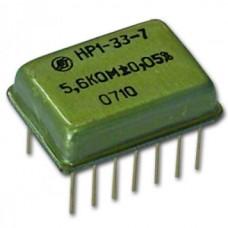 Наборы резисторов прецизионные для печатного монтажа НР1-33-7, НР1-33-6, НР1-33-4