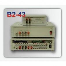 Вольтметр-калибратор постоянного напряжения В2-43 и В2-43/1