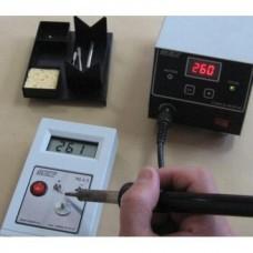 """Термометр """"МАГИСТР"""" для измерения температуры насадки паяльника"""