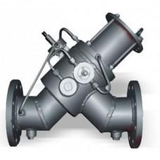 Клапан осесимметричный соленоидный КО-ЭГ-А-О-Р-НЗ-Ду100- РN 0,6-220V-АС, КО-ЭП-Б-О-Р-НЗ-Ду100- РN 0,6-220V-АС