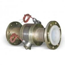 Клапан двухступенчатый соленоидный, двойного действия, нормально закрытый, с разгруженным поршнем, высокой пропускной способности