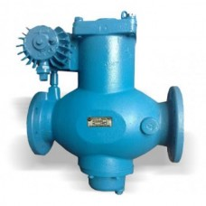 Клапан КО-2, соленоидный, двойного действия, нормально закрытый, высокой пропускной способности КО-ЭГ-А-Н-Д-НЗ-Ду100-РN 0,6-110V-DC