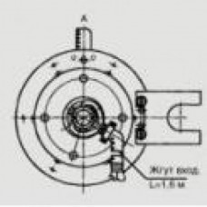 Токосъемное устройство кольцевое токосъемник ТСУ