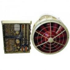 Электровентиляторы постоянного тока осевые ЭВО-3