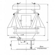 Клапаны дыхательные КДС2-1500Л, КДС2-3000Л