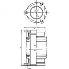 Сильфон газопровода 238 НБ.100.80.88 -А