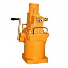 Запорно-регулирующий механизм общепромышленного исполнения МЗО-500/25-0,25Р 9Ж4030026-01