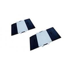 Автомобильные подкладные весы с ноутбуком