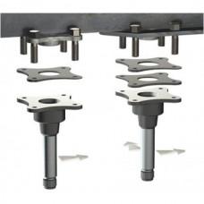 Пластины клиновые для ремонта тележек пассажирских вагонов БВ-3466