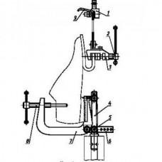 ПО-8ХК ГОСТ 9292 (прочность крепления подошв)