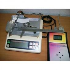 Жесткость на изгиб материалов (типа ИЖСИ) МТ-360