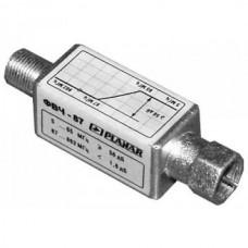 Фильтры для систем эфирного и кабельного телевидения Серия L (ФBЧ-87L; ФНЧ-440L)