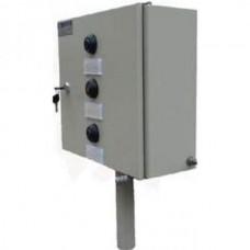 Блок электроприводов задвижек типа БЭЗ ЗН(П)-2-Ш