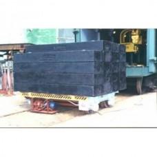 Весовой комплект ВГ 7411 на базе весоповерочного вагона А-300