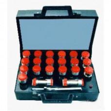 Набор мер образцовых коаксиальных ксвн и полного сопротивления 2 разряда ЭК9-180