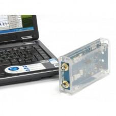 АСК-3102 Двухканальный осциллограф - приставка + анализатор спектра