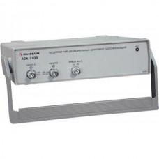 АСК-3106 Двухканальный осциллограф - приставка