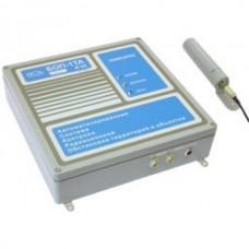 Автоматизированная система контроля радиационной обстановки (АСКРО) с интерфейсами GSM/GPRS