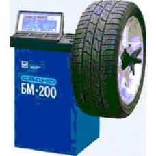 Балансировочный стенд для л/а и легких грузовиков до 26 (БМ-200)