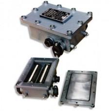 Коробка соединений взрывозащитная, малогабаритная КС-24-4.У1