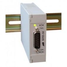 Блок преобразования сигналов термосопротивлений БПО-32