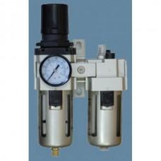 Блоки подготовки воздуха (компактные) FRL-C5000-10