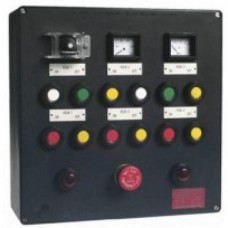Взрывозащищённые пульты управления серии ASCS