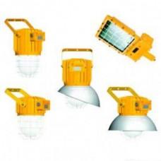 Взрывозащищенные светильники ВАД71, ВАД91, ВАТ53