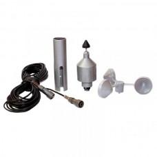 Крановые комплектующие: датчик ДСВ-2, кабеля (питания, нагрузки и датчика скорости ветра)