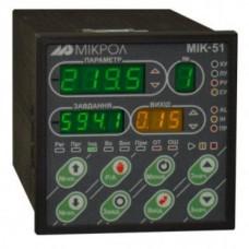 Микропроцессорный программируемый контроллер МИК-51