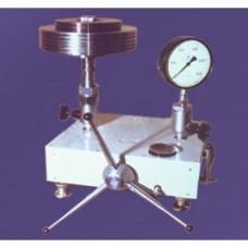 Манометр грузопоршневой мп-2500 класса точности 0,01; 0,02; 0,05