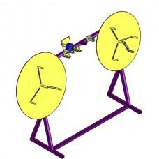 Станок (устройство) для перемотки (намотки) мебельной кромки ручной МПМК 0,8Н