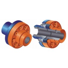 Муфта упругая втулочно-пальцевая (МУВП)