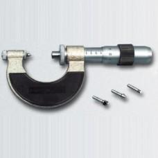 Микрометры со вставками типа МВМ