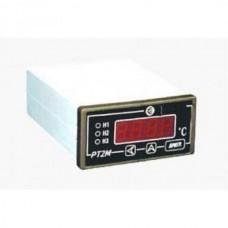 Микропроцессорные регуляторы температуры РТ2М (миллиамперметр постоянного тока)