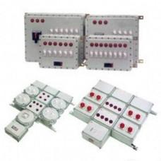 Взрывозащищенные шкафы управления и сигнализации ШУСА-ВЭЛ (алюминиевый сплав)