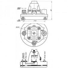 Стабилизатор перепада давления газа СПД-21