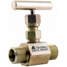 Вентиль клапан 15с54бк1 цапковый