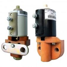 Вентили электромагнитные ВВ-10, ЭВ-55, ЭВ-58