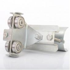 Кабельная тележка для движения по С-образной шине