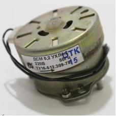 Электродвигатель ДСМ-0,2П