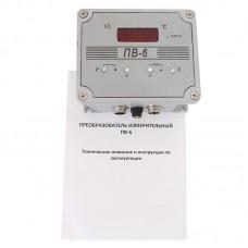 Преобразователь вторичный ПВ-6 (для всех градуировок)